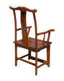 pair classic Asian yoki arm chair