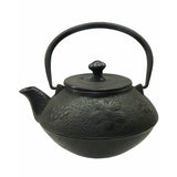 asian iron teapot