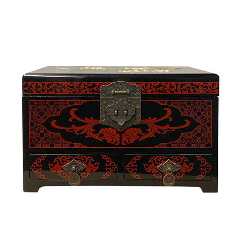 jewelry box - chest of drawers - box with drawers