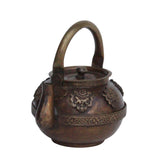 teapot - iron pot - display teapot