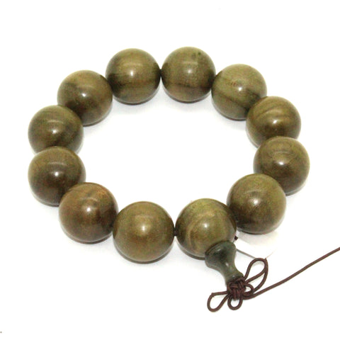 bracelet - rosewood - prayer beads