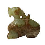 jade figure - fengshui - dragon turtle