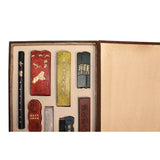 Chinese Box Set Color Ink Sticks Calligraphy Writing Art ws274S
