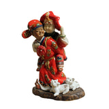 Wedding couple - Wedding Gift - Oriental Wedding Figure