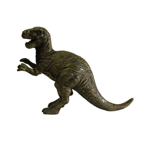 Dinosaur - metal dinosaur - home decor