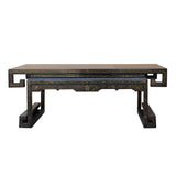 black lacquer - Kang table - Coffee table