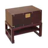 trunk - trunk chest - box with base