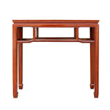 altar table - pedestal table - console table