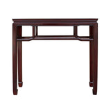 altar table - console table - foyer table