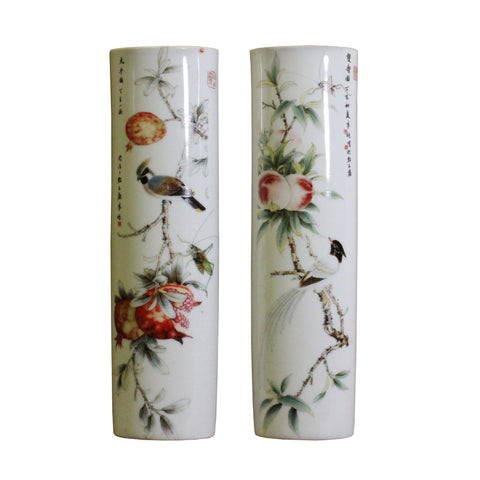 pair vase - wall vase - paperweight