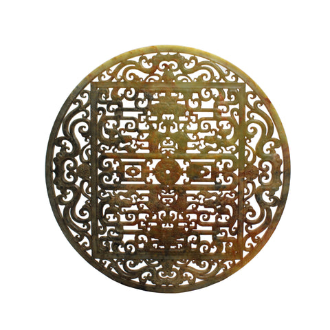 stone plaque - Chinese stone art - oriental stone display