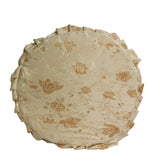 A18 Set Oriental Cream Beige Color Round Square Shape Pillow Cushion ws642S