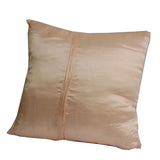 A19 Pink Square Shape Thread Pattern Fabric Couch Sofa Cushion ws644S