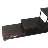 Chinese Dark Rosewood Simple Table Top Display Stand Easel ws828S