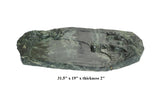 Chinese Green Stone Dragons Tea Basin Tray