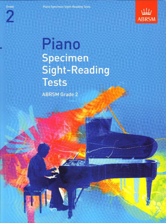 Piano Specimen Sight Reading Grade 2