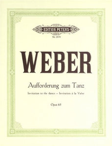 Weber, C.M.v: Invitation to the Dance Op. 65