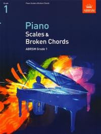 Piano Scales and Arpeggios Grade 1
