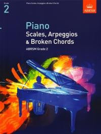 Piano Scales and Arpeggios Grade 2