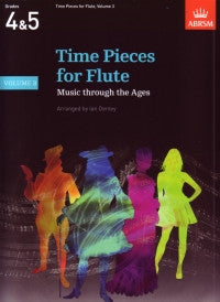 Time Pieces for Flute Volume 3