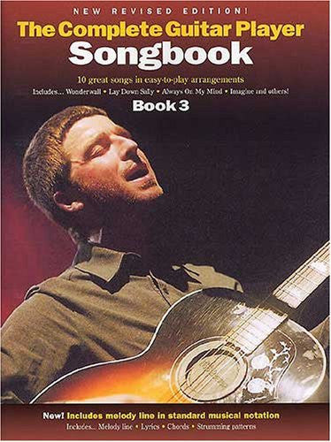 The Complete Guitar Player Songbook -  Book 3