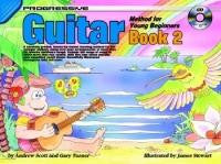 Progressive Guitar Book 2 (Young Beginners)