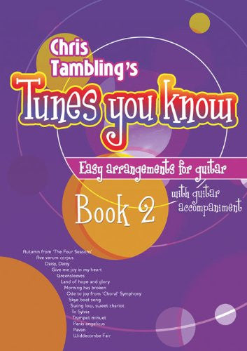Tunes You Know Book 2 Guitar
