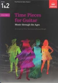 Time Pieces for Guitar Volume 1