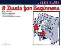 Blake: 8 Duets for Beginners - Piano
