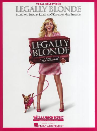 Legally Blonde: The Musical Vocal Selections