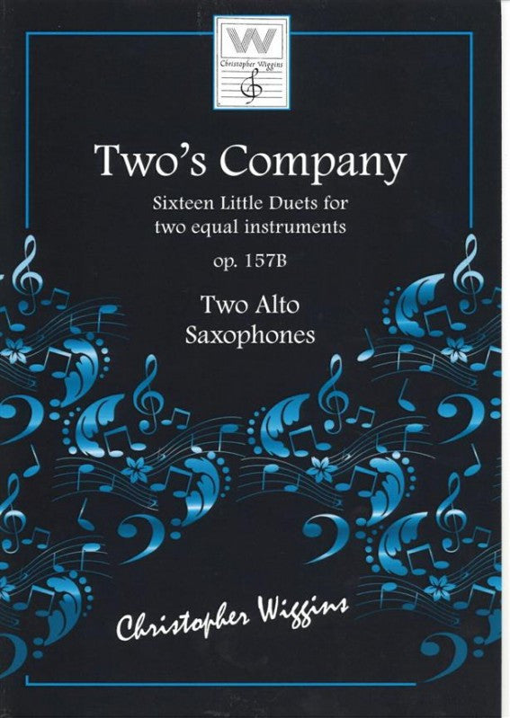 Two's Company - Duets for 2 Alto Saxophones