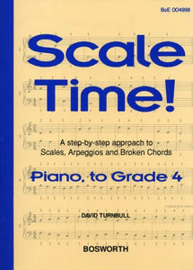 Scale Time!  Up to Grade 4