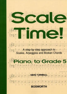 Scale Time!  Up to Grade 5