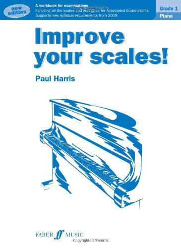Improve Your Scales Piano Grade 1