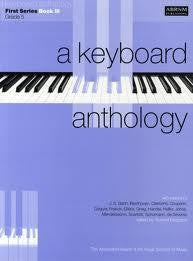A Keyboard Anthology (1st Series, Bk 3, Grade 5)