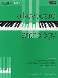 A Keyboard Anthology (2nd Series, Bk 2, Gds 3&4)