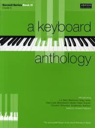 A Keyboard Anthology (2nd Series, Bk 3, Grade 5)