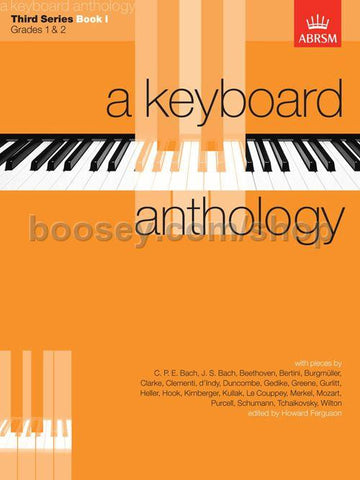 A Keyboard Anthology (3rd Series, Bk 1, Gds 1&2)