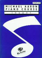 Michael Aaron Piano Course - Theory Grade 1