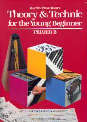 Bastien Theory & Technic Young Beginner - Primer B