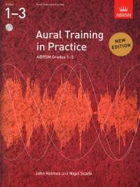 Aural Training in Practice Grades 1-3 with cd