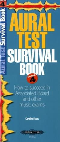 Aural Test Survival Book - Grade 4