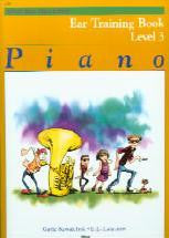 Alfred's Basic Piano - Ear Training Level 3