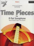 Time Pieces for Bb Saxophone Vol. 1