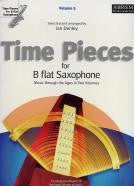 Time Pieces for Bb Saxophone Vol. 2