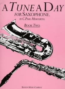 A Tune A Day - Saxophone Book 2