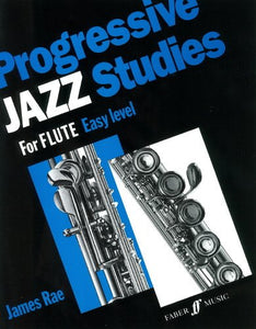 Progressive Jazz Studies Flute - Easy Level