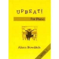 Upbeat for Piano Level 1