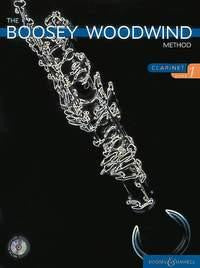 Boosey Woodwind Method - Clarinet Book 1 with cd