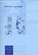 Lantier P. - Sicilienne for sax & piano